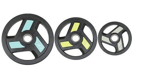 Softee Disco Olímpico Modern 50 mm 15 Kg ⭐