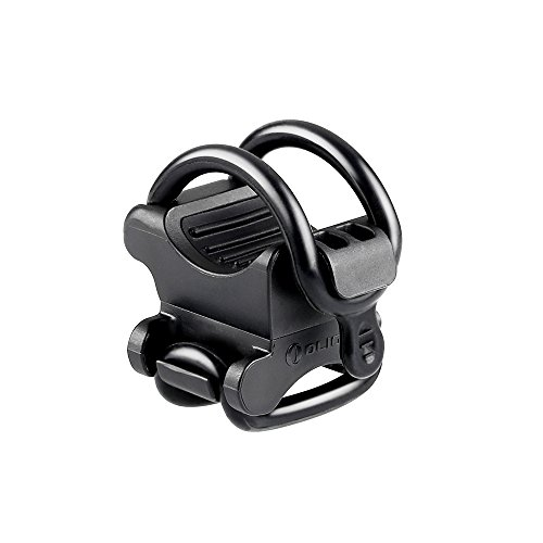 OLIGHT FB-1 Universal Bicycle Mount for Flashlight for Cycling, Adjustable, Flexible, Elastic Bracket
