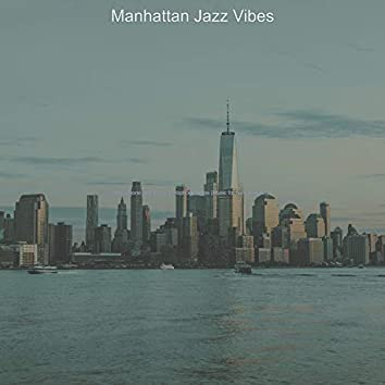 Vibraphone and Tenor Saxophone Solos (Music for New York City)