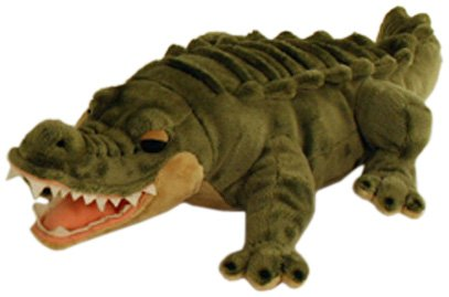 Keel Toys 64892 - Cocodrilo de Peluche, 45 cm