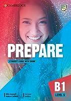 Prepare Level 5 Student's Book with eBook (Cambridge English Prepare!)
