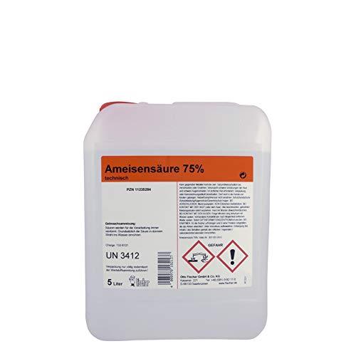 Ameisensäure 75% techn. 5 L