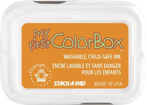 Mon Premier – ColorBox – ColorBox Inkpads, Orange, Orange