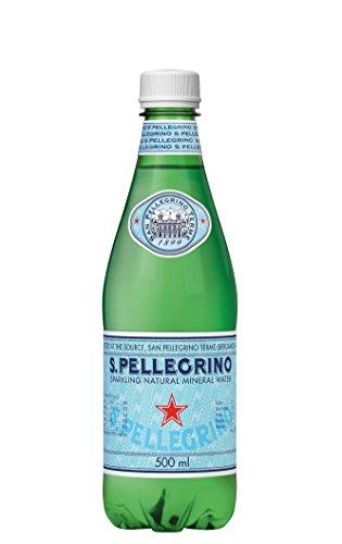 『サンペレグリノ (S.PELLEGRINO) 炭酸水 PET 500ml [直輸入品] × 24本』の5枚目の画像