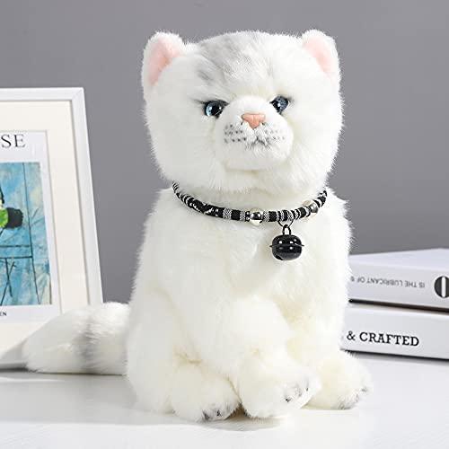 MRBJC Collares de perro con campanas accesorios para gatos estilo bohemio, collar de campana de mascota, tamaños ajustables negro L (28-40cm)