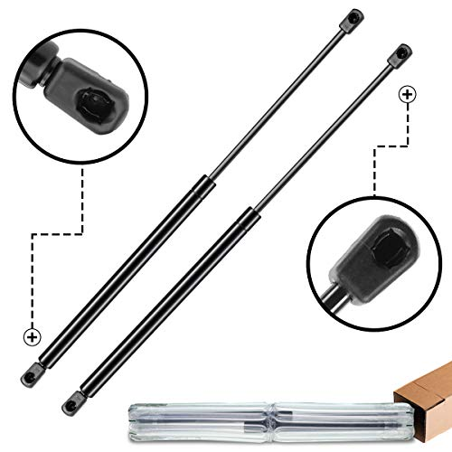 A-Premium Hood Bonnet Lift Supports Shock Struts Replacement for Volvo XC90 2003-2009 2-PC Set