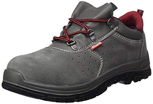 Bellota 7230543S1P Zapatos Serraje, Gris, 43