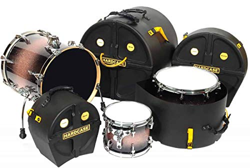Hardcase HJUNGLE Drum Case Set