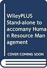 WileyPLUS Stand Alone to Accompany Human Resource Management