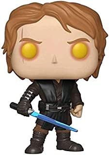 Funko Pop Movies: Star Wars - Dark Side Anakin SKywalker Collectible Figure, Multicolor