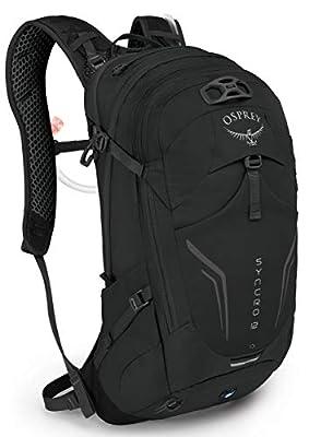 Osprey Syncro 12 Men's Bike Hydration Backpack, Black