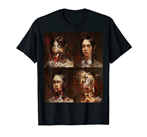 Layers of Fear Collage T-Shirt