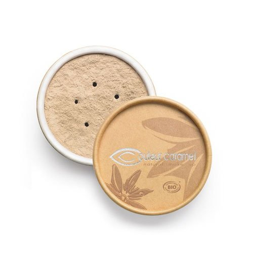 COULEUR CARAMEL poeder make-up, per stuk verpakt (1 x 100 g)