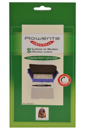 Rowenta ZR004601 Kit de Filtration Compacteo Cyclonic