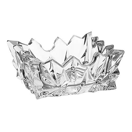 Ceniceros: Cenicero De Cristal, Elegante Espada De Cristal, Oficina En El Hogar,...