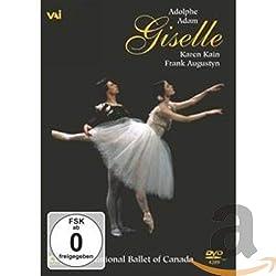 Adam - Giselle / Karen Kain, Frank Augustyn, National Ballet of Canada