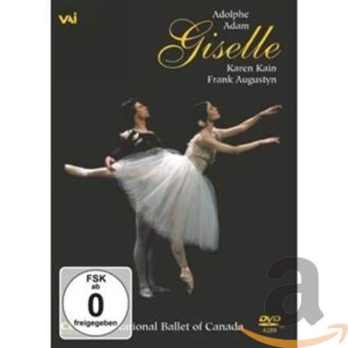Giselle Ballet (Adam) - Kain,Augystyn