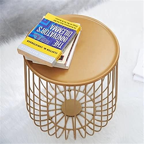 SHUJINGNCE Mode Table Basse scandinave Petit Appartement Salon Pumpkin Table Basse Table d