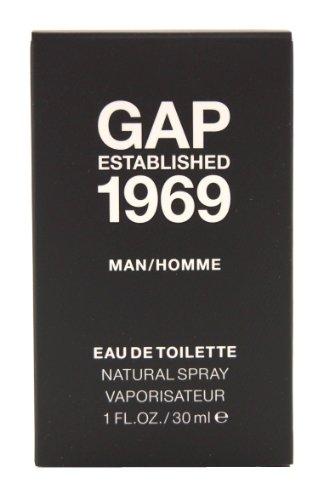GAP Established 1969 Men Eau d e Toilette 30 ml