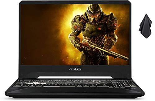 "2021 ASUS TUF Gaming Laptop, 15.6"" 144Hz Full HD IPS-Type Display, Intel Core i7-9750H Processor, GeForce GTX 1650, 16GB DDR4, 1TB SSD, Gigabit Wi-Fi 5, Windows 10 Home + Oydisen Cloth"