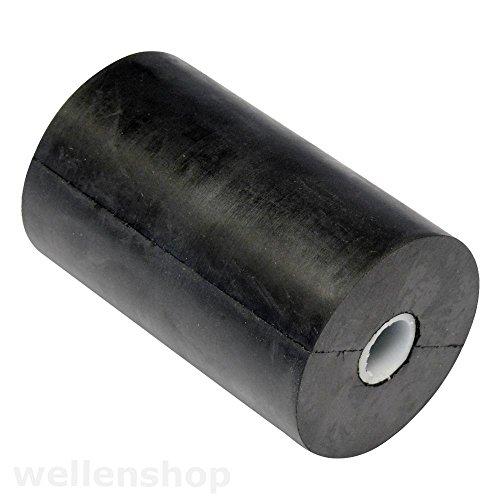 wellenshop Kielrolle 150 mm Seitenrolle Bootstrailer