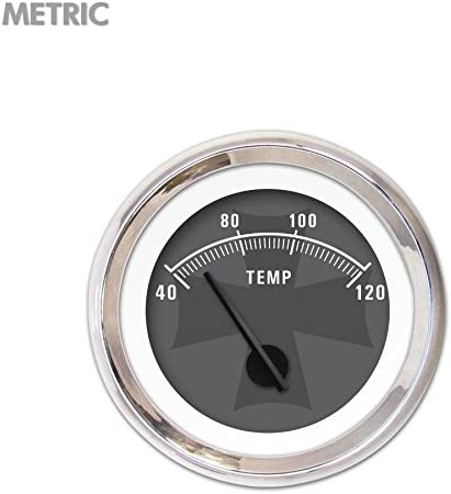 Aurora Instruments 5263 Iron Cross Popular popular Temperature Gray Water Sale price Metric