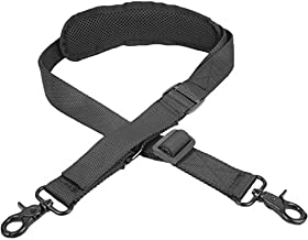 Tactical Single Element Rifle Sling 2 Point Sling Gun Strap Padded Nylon Shoulder Strap Lenght Adjustable for Hunting Sports and Outdoors