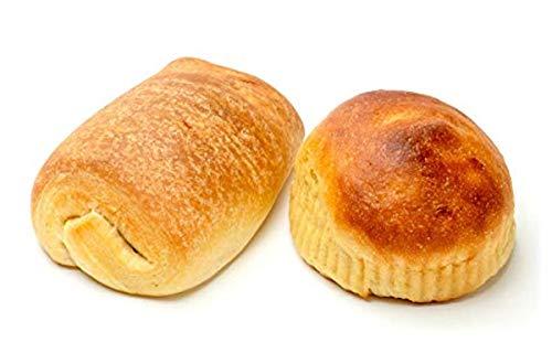 低糖質 あんぱん2種(あんぱん デニッシュチョコあんぱん) 糖質オフ 糖質制限 低糖パン 低糖質パン 糖質 食品 糖質カット 健康食品 健康 低糖工房 糖質制限におすすめ! 低糖質あんパン