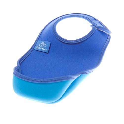 Bibetta Kleine Lätzchen (blau)