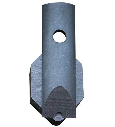 INTBUYING コーナーカッター 角丸裁断機 替刃R3 R4 R8 R13 自炊 製本用 (R8)