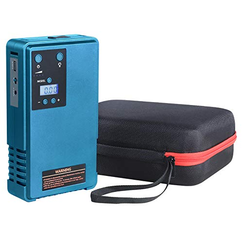 Buy Bargain RGLZY Car Air Compressor, with Car Jump Starter &Support LCD Screen Tyre Pressure Gauger...