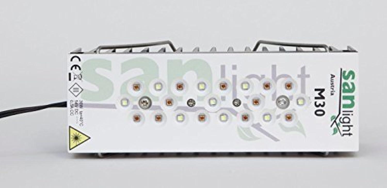 SANlight 30W LED Modul M30 Pflanzenlampe Modular Grow Pflanzenlicht