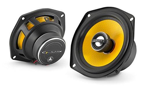 JL Audio C1-525 x 5-1/4' 2-Way Coaxial Car Audio Speakers