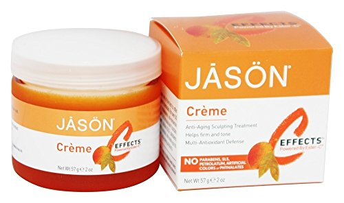 Jason Natural Cosmetics, Ester-C Creme, 2 oz Natural