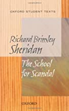 New Oxford Student Texts: School for Scandal