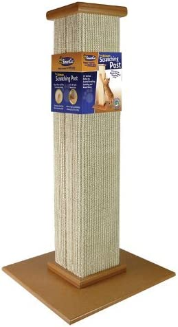 SmartCat Pioneer Pet Ultimate Scratching Post