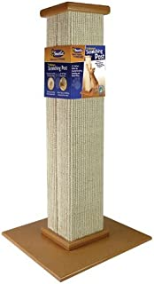 cedar cat scratching post