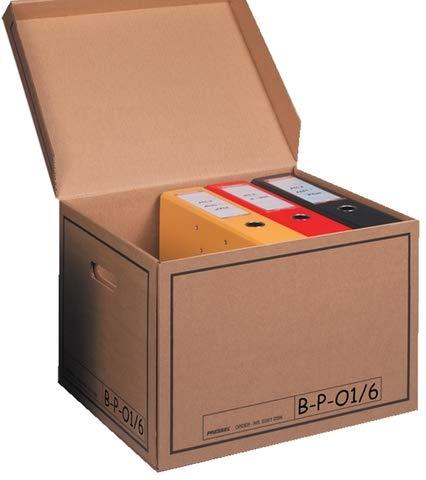 pressel Caja y organizador, 43L, wellp, tapa, 41x 35x 30cm, I: 39x 33x 29cm, color natural