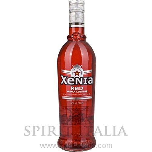 Xenia Vodka Red 24% Vol. 24,00% 0.7 l.