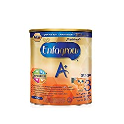 Enfagrow A+ Stage 3 Toddler Milk Formula 360 DHA+, 1-3 years, 900g