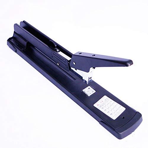 Yaunli - Cucitrice a braccio lungo, formato A3, cucitrice spessa, per ufficio, ABS, Blu, SC-101