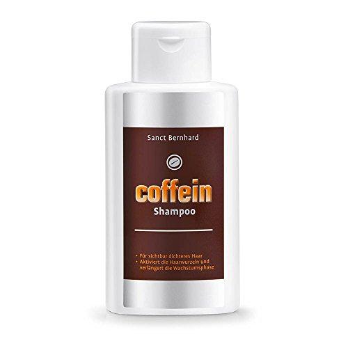 Coffein Shampoo mit Zink, D-Panthenol, Jojobaöl, Betain, Weizenprotein 250 ml