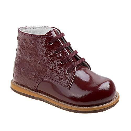 Cixi Maxu E-Commerce.Co.Ltd Fashion Girls Boys Black PU Waterproof Child Ankle Boots,Toddler,9.5M US