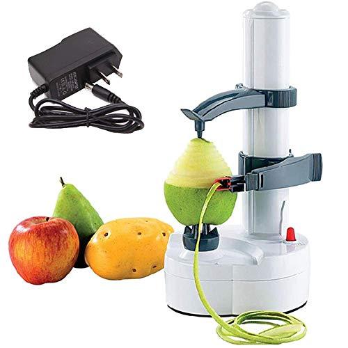 OMZBM Nuevo Pelador Eléctrico para Patata De Verduras De Fruta Máquina automática...