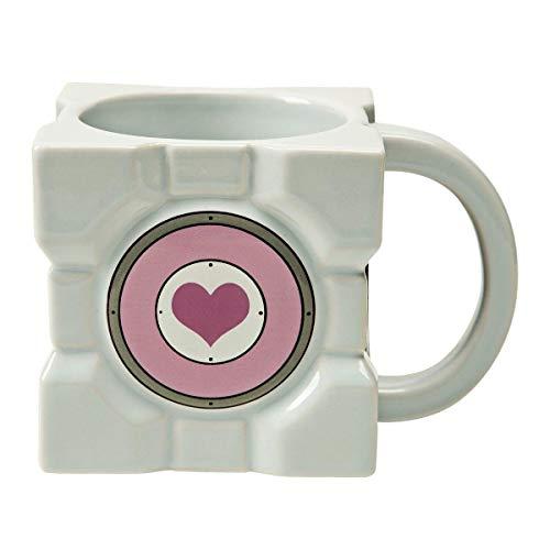 Portal 2 Taza Companion Cube