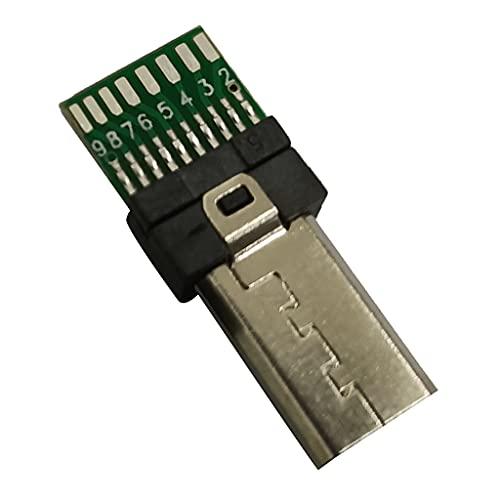 Toygogo Controlador de Liberación de Obturador USB de 15 Pines para HDR-PJ670 410 HDR-PJ220E 230E 240E 350E 380E 390E 610E 660E 790E 820E