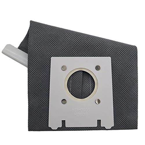 CAIM Sacs Aspirateurs Top Qualy Lavable Aspirateur de Type G Tissu Sacs à poussière for TYPG Bosch Siemens BSG6 BSG7 BSGL3126GB GL30 Proenergy Sac Hoover Remplacement