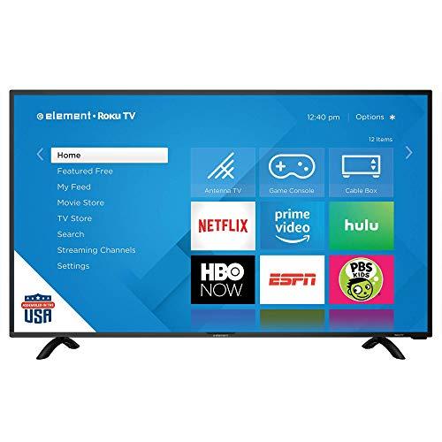 Element E4SC4018RKU 40-inch UHD 4K Element Roku HDTV (Renewed)