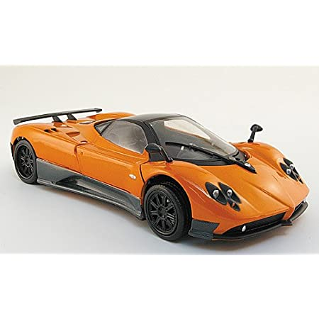 Motor Max 1 24 Scale 79502 Pagani Huayra Satin Paint Black Spielzeug