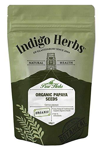 Indigo Herbs Bio Papaya Samen 100g